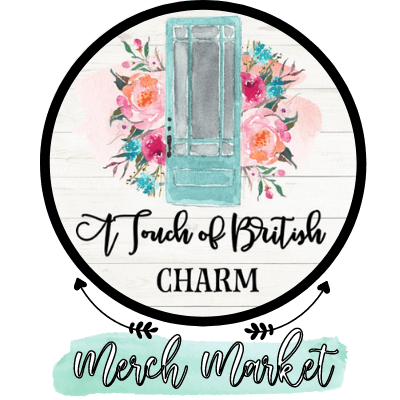 A Touch Of British Charm Merch Market