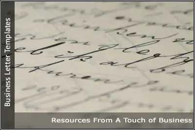 Image of a writing on a page