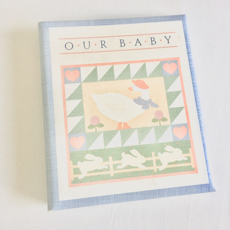 A Touch of LA Baby Book Cover