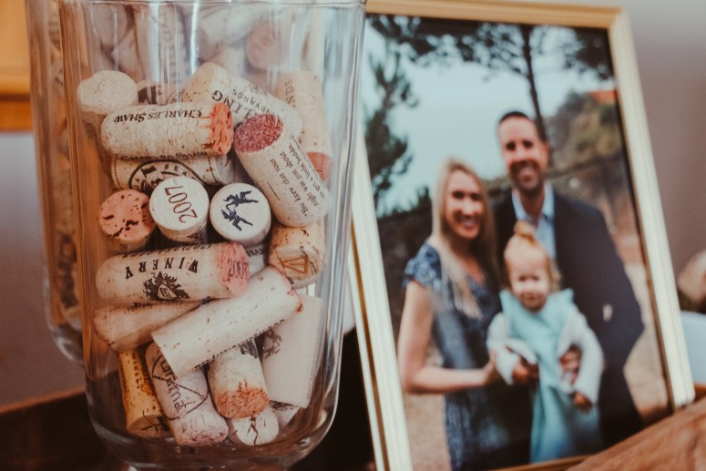 Wine corks for Pinterest Projects