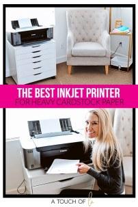 The Best Printer for Heavy Cardstock