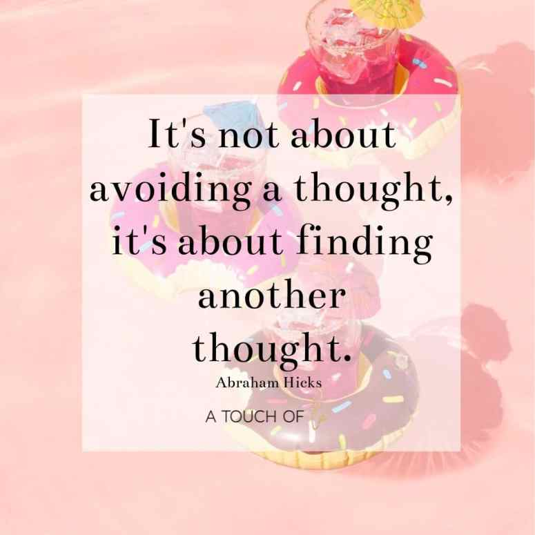3 Tips to Raise Your Vibration: Negative Thoughts are normal. Choose another thought.
