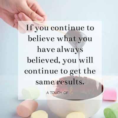 How To Recognize Your Unconscious Beliefs