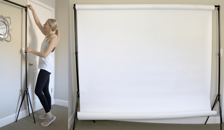 How to Easily Create A Home Photography Studio