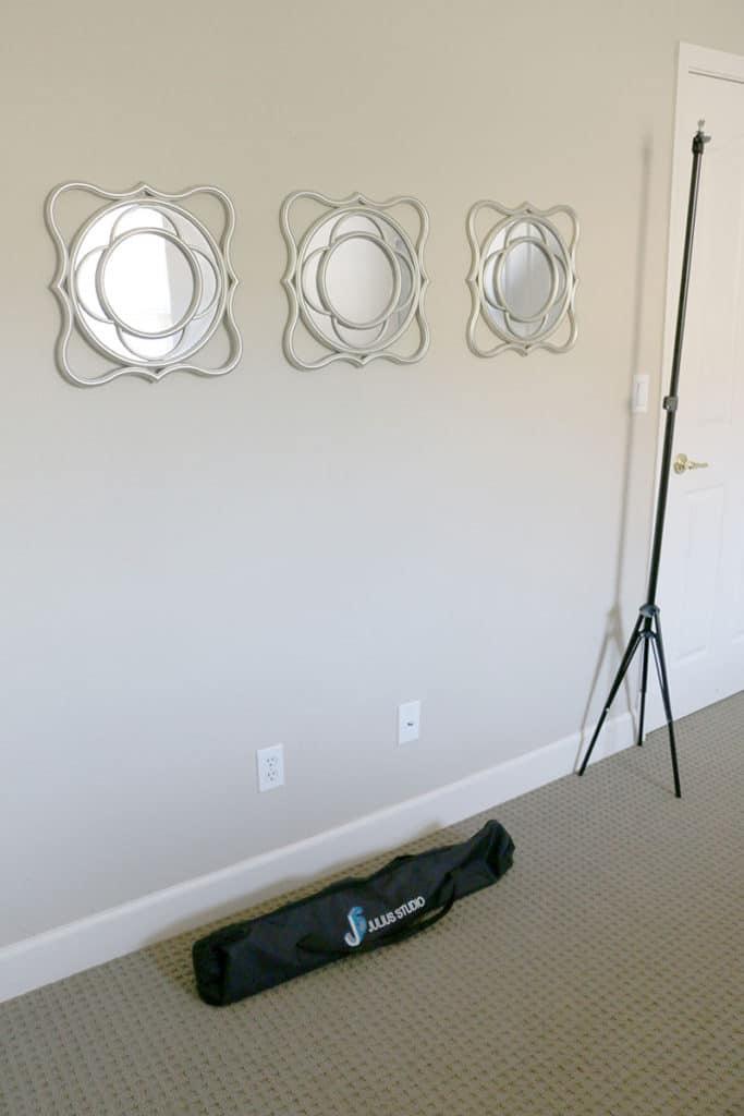 Photo studio essentials