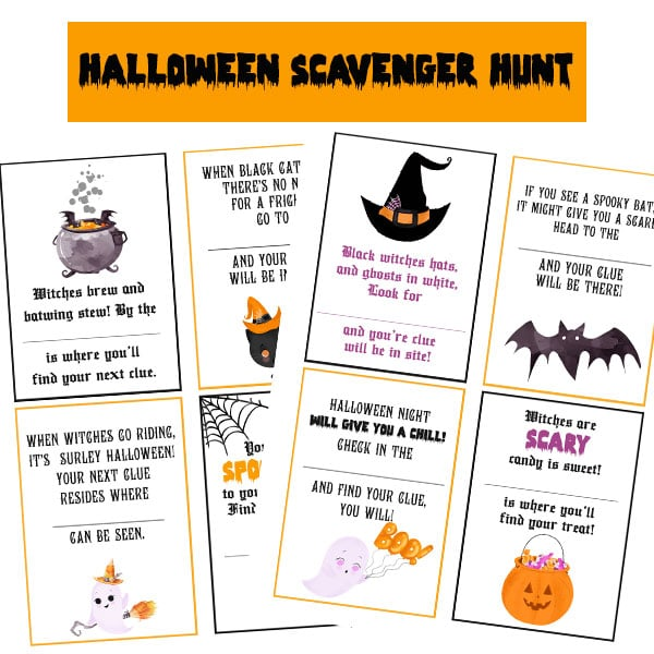 Halloween-Scavenger-Hunt-By-A-Touch-of-LA
