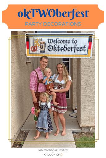 Oktwoberfest party decorations