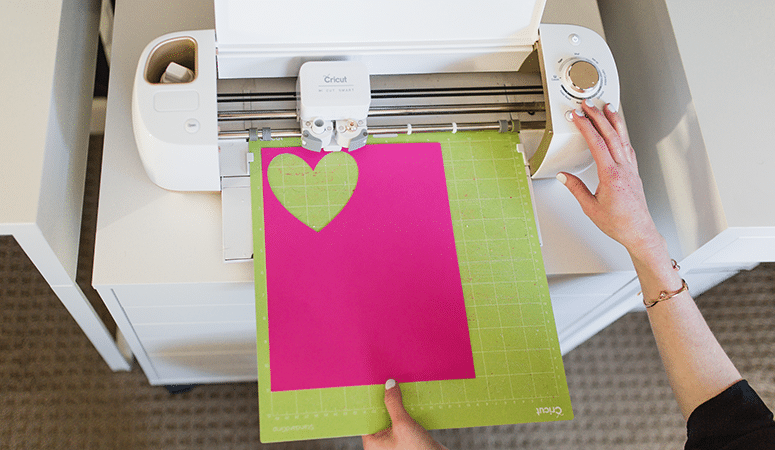 How to Make Valentines With Your Cricut