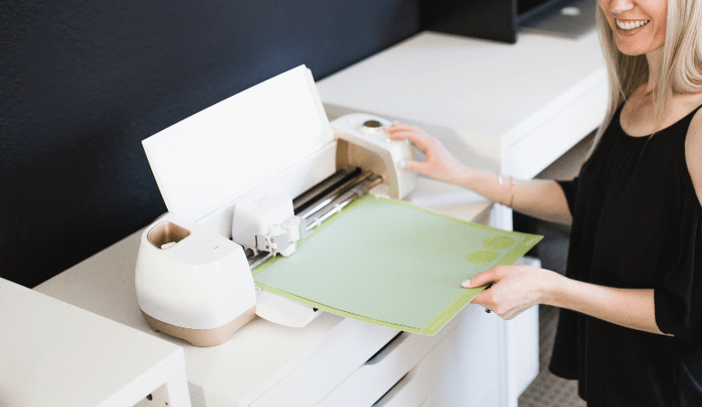 How to Start a Business With Your Cricut Cutting Machine