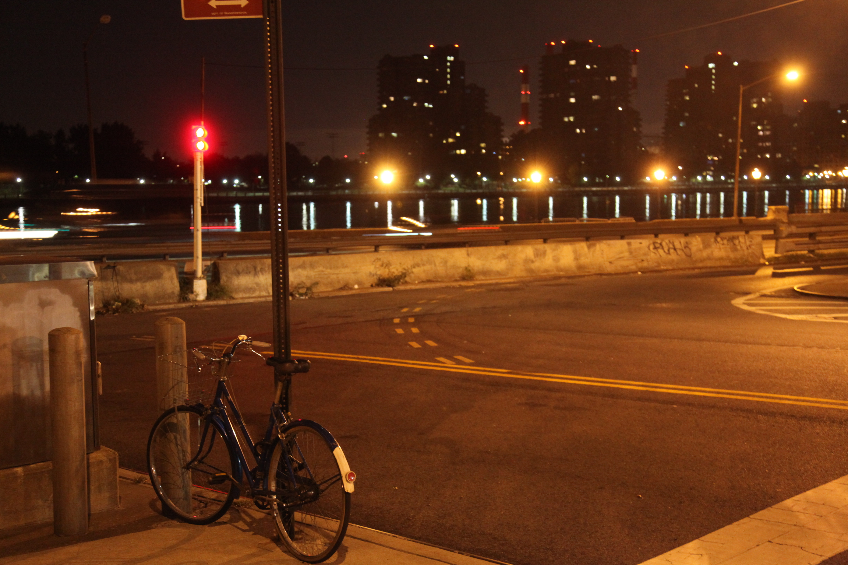 Night life on the FDR