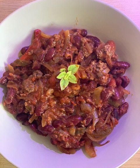 chili con carne healthy