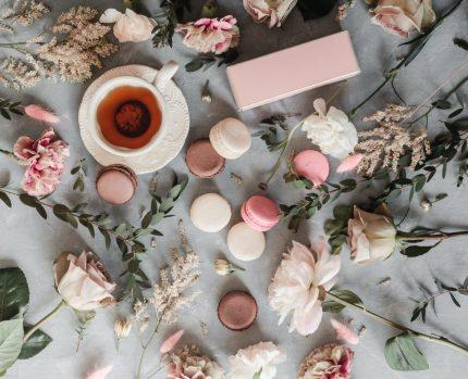 alternatives naturelles au sucre, macaron