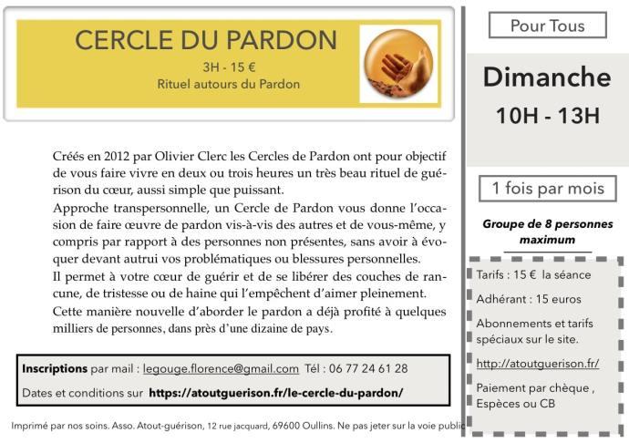 cercle de Pardon Lyon Oullins