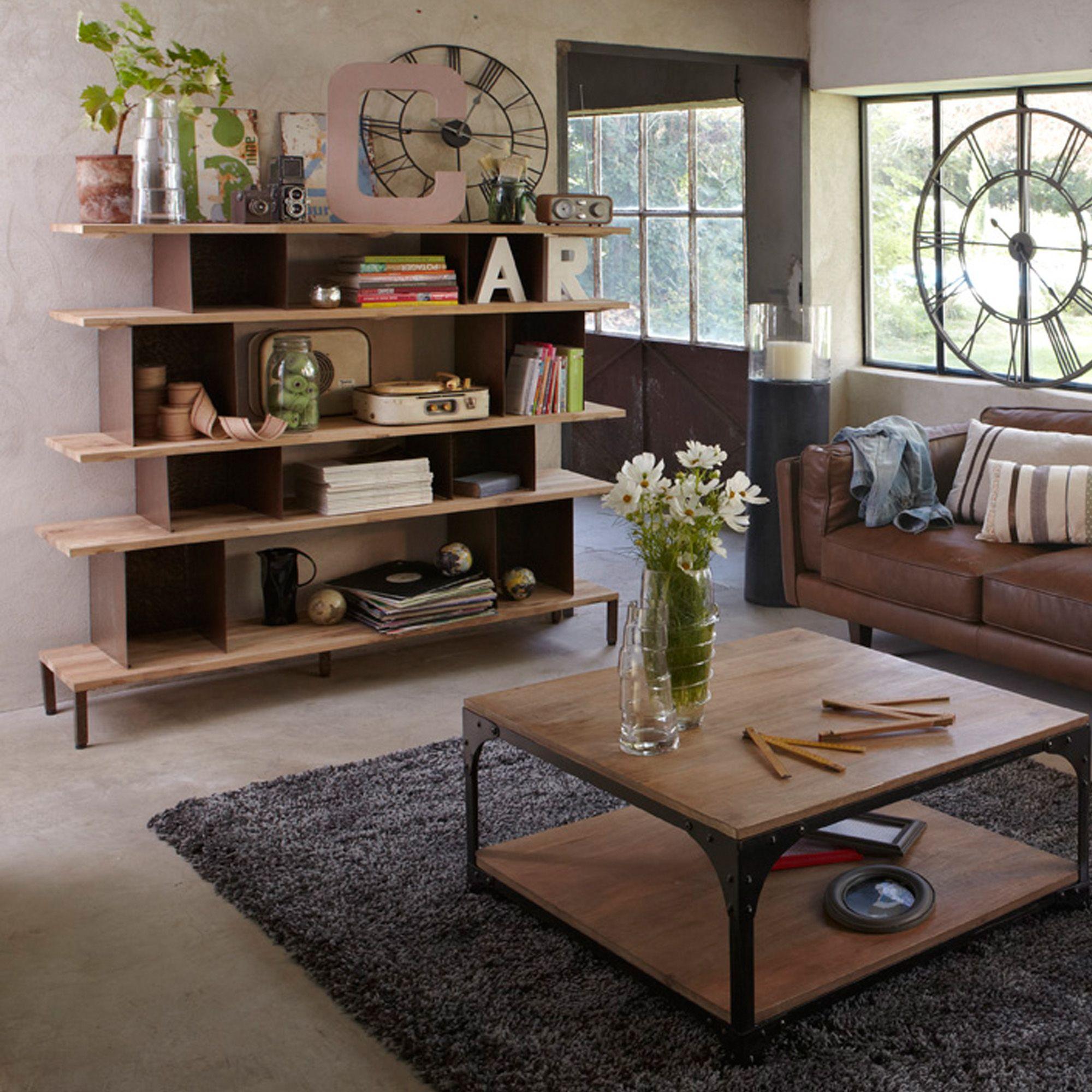 Tapis Style Loft Industriel | Un Appartement Néo Industriel Madame ...
