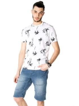 T-Shirt Point Zero 7451133 blanc