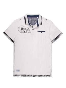 Polo Private Member 82701 Blanc