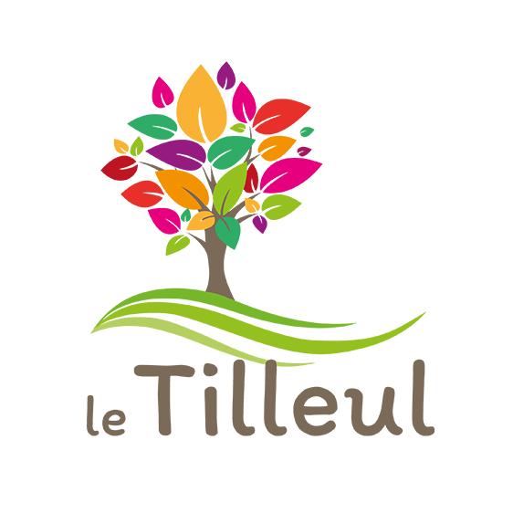 Nouveau logo Le Tilleul