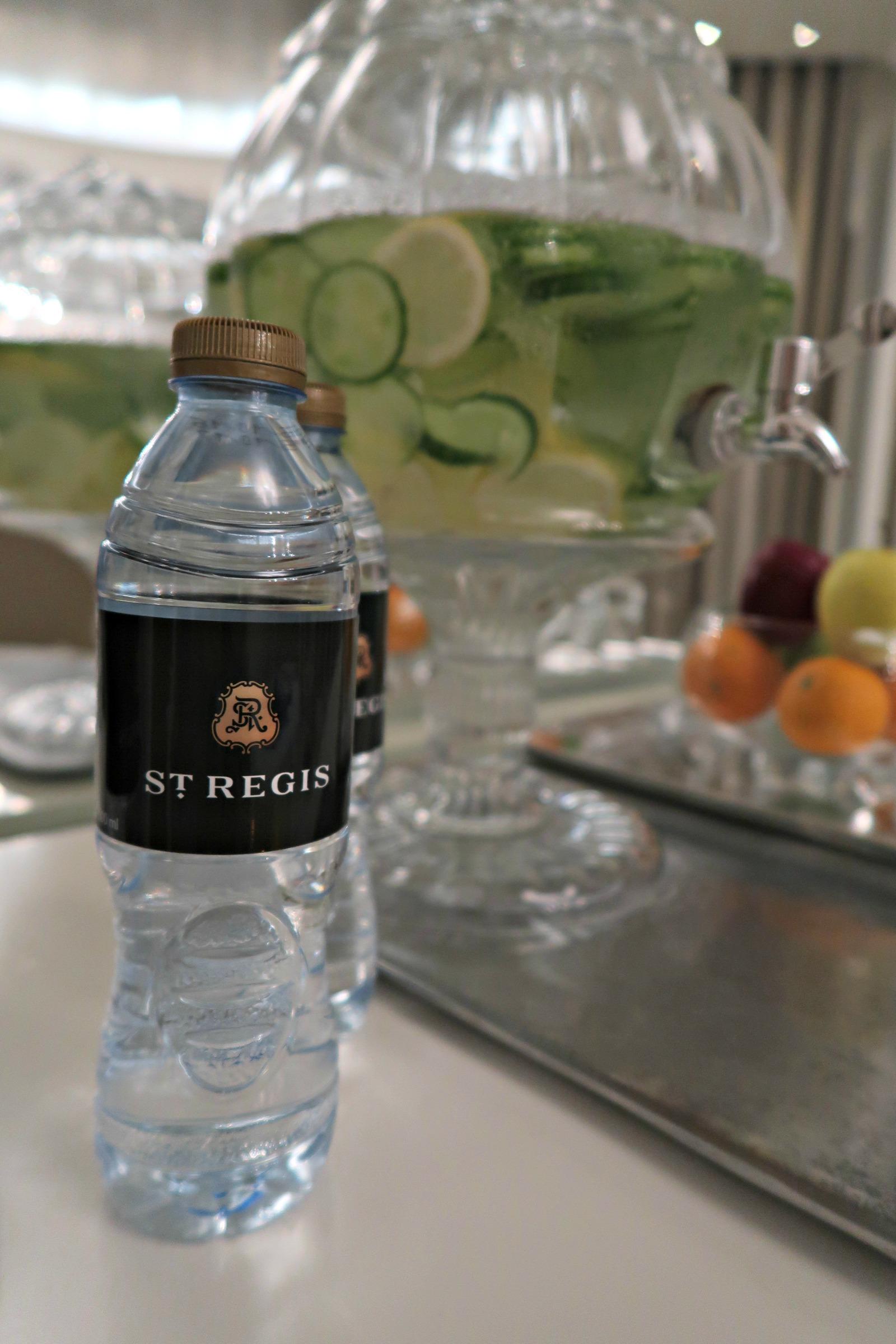 St. Regis Iridium Spa, Dubai.