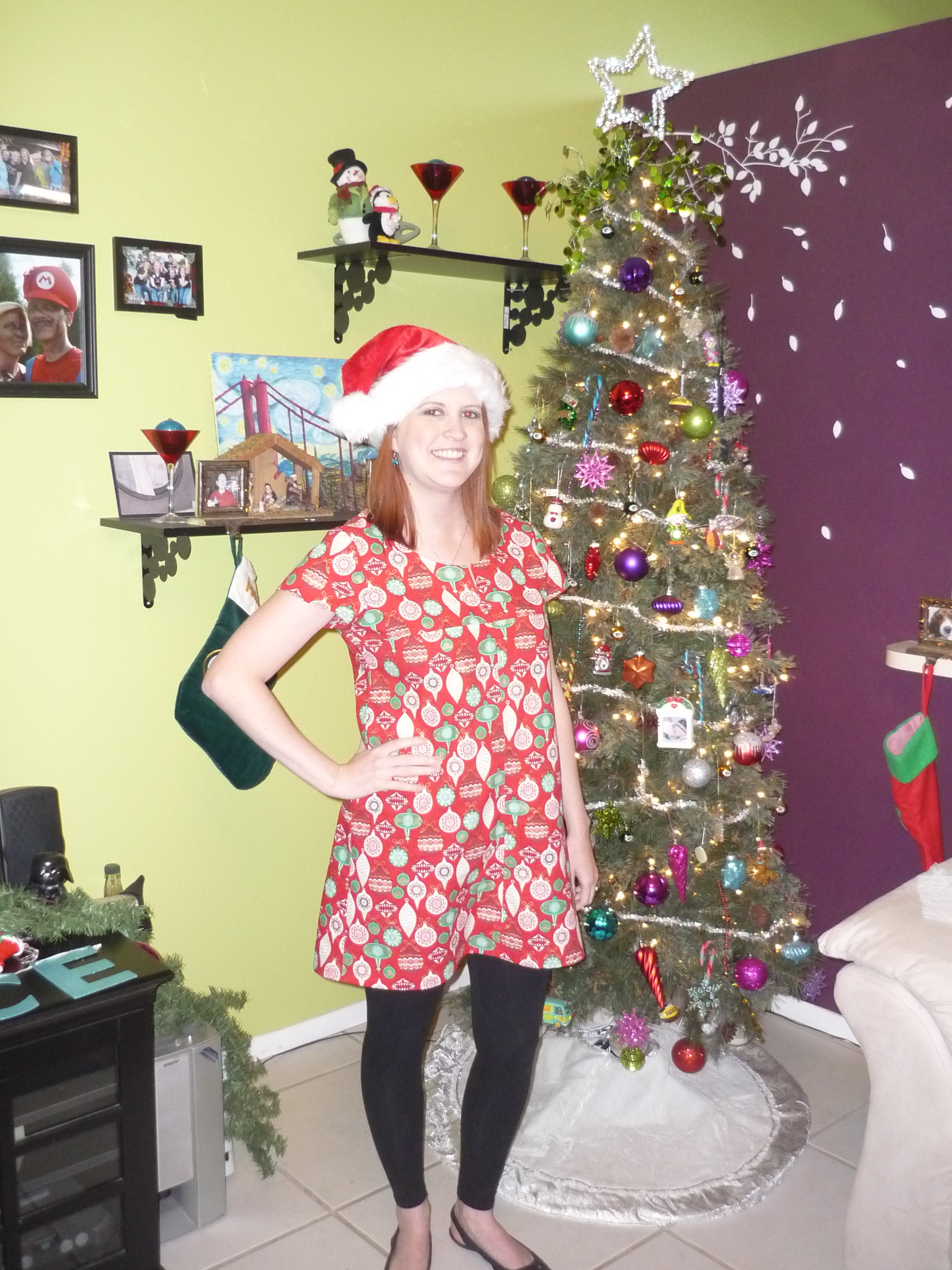 My Holiday Dress
