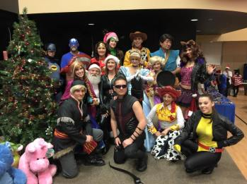 BASE Camp Semi-Annual Christmas Party