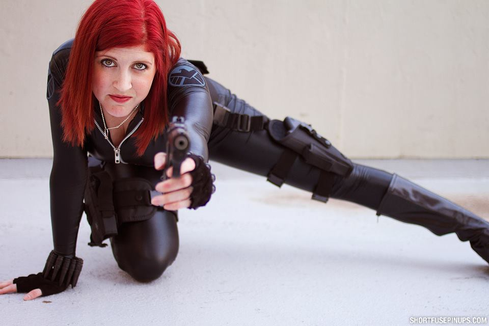 Black Widow cosplay Avengers cosplay A to Z Cosplay