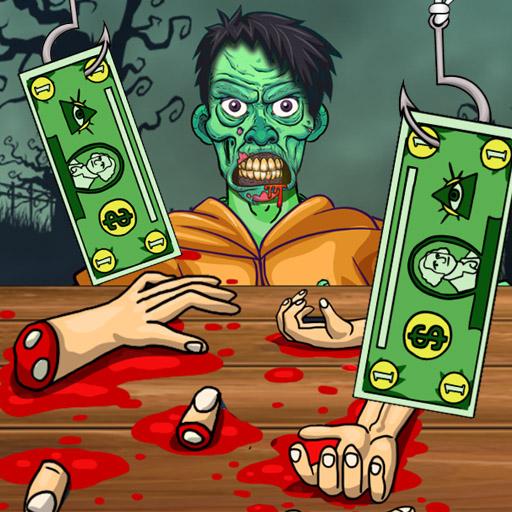 Handless Millionaire Zombie Food