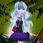 Monster High Twyla Dreamland Dressup