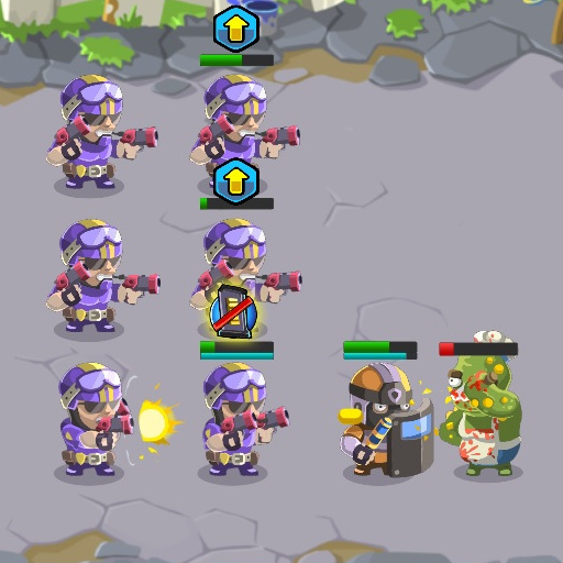 Squad Defense