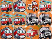 Emergency Trucks Match 3