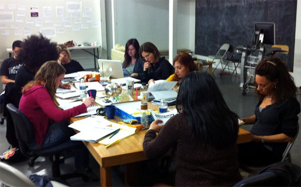 Otis College of Art and Design – March/April 2013