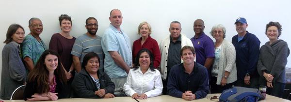 UCLA Education Leadership Program – April 2014