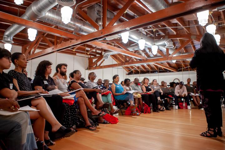 Artist Grantwriting Workshop – August 2019