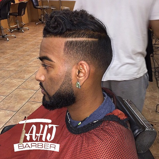 amazing fade haircuts black