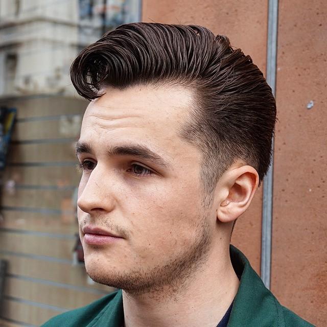 haircut cowlick front - haircuts