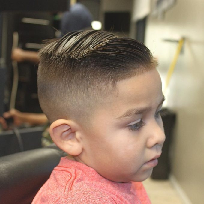 little boy hairstyles: 81 trendy and cute toddler boy (kids