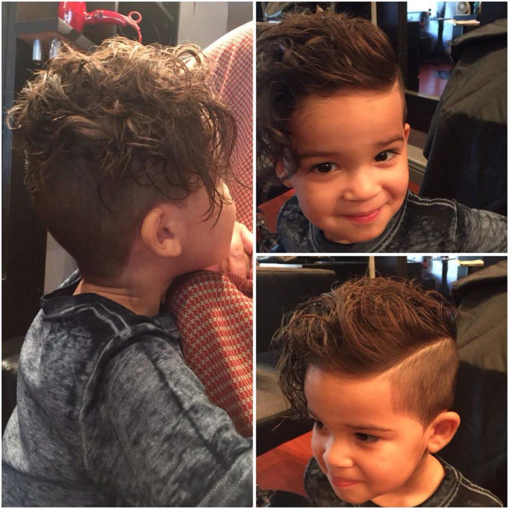 Little Boy Curly Haircuts Ideas   Vtwctr