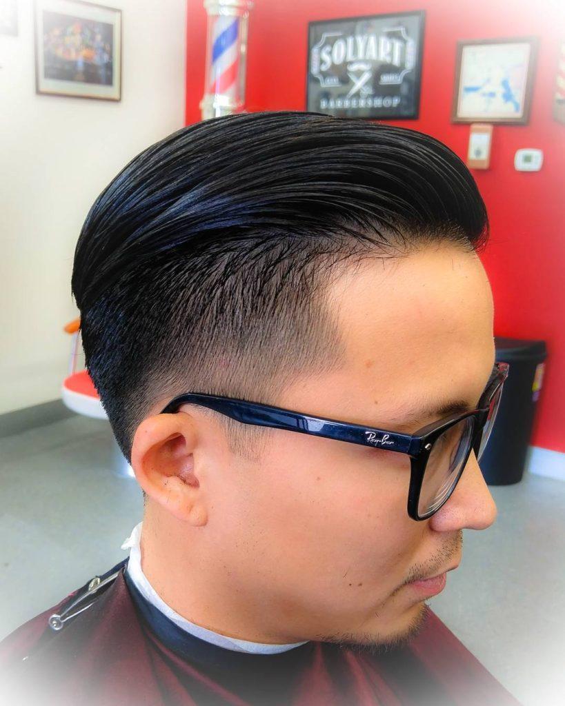 popular and trendy asian men