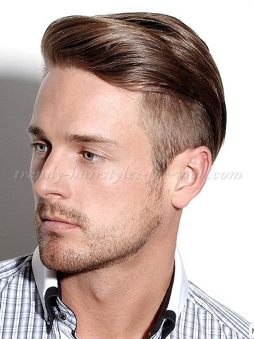 simple undercut men