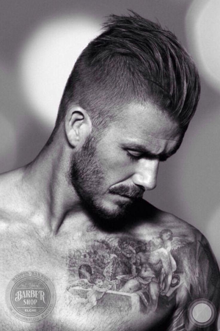 David Beckham Pompadour : david, beckham, pompadour, David, Beckham, Haircut:, Celebrity, Hairstyles
