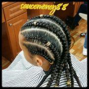 black men haircuts 40