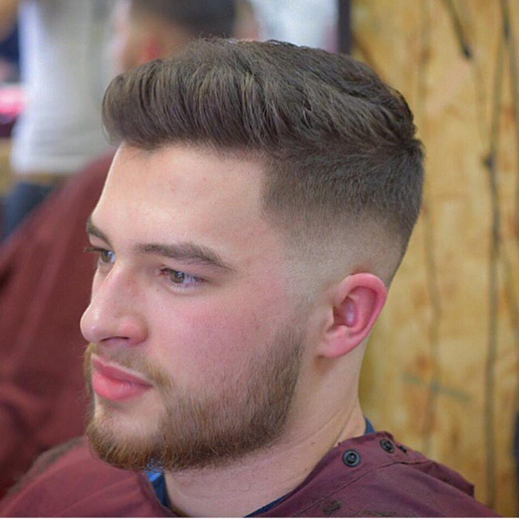 quiff hairstyles men 40 trendy