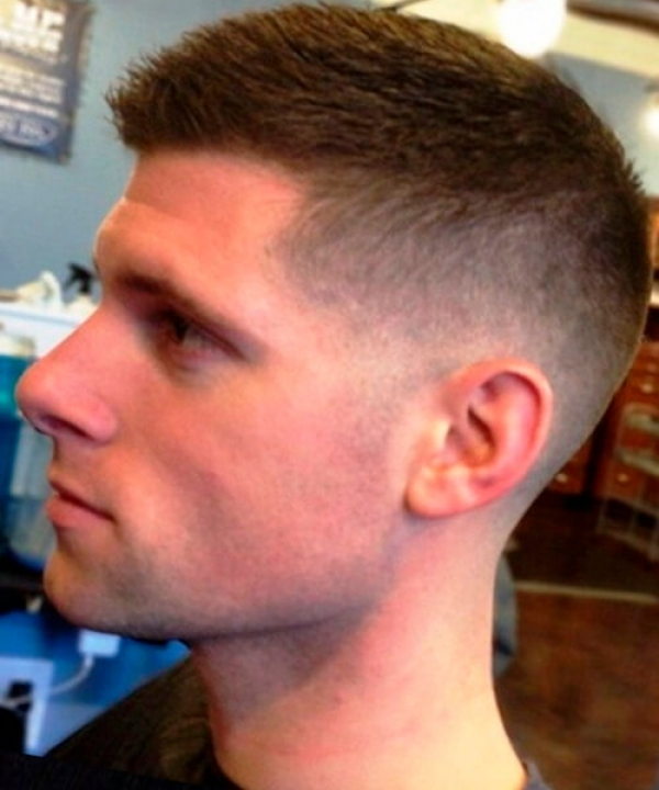 Military Medium Fade : military, medium, Medium, Haircut, Military, Bpatello