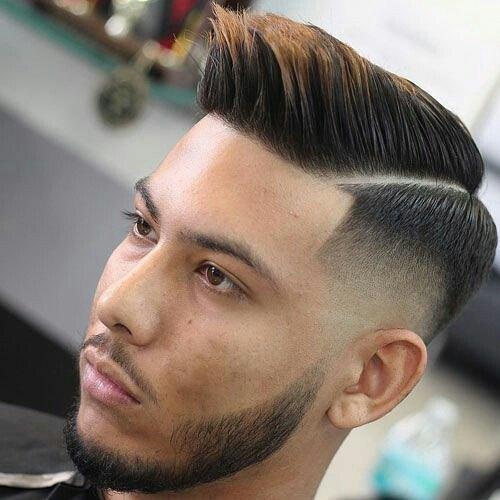 El corte degradado o fade es uno de los más populares este año y lleva encabezando las listas de por su parte, el estilo mid fade sube un poco de altura y el degradado que comienza en la nuca también son apropiados para el pelo largo y el pelo corto. What is Mid Fade Haircuts - 20 Best Mid Fade Hairstyles ...