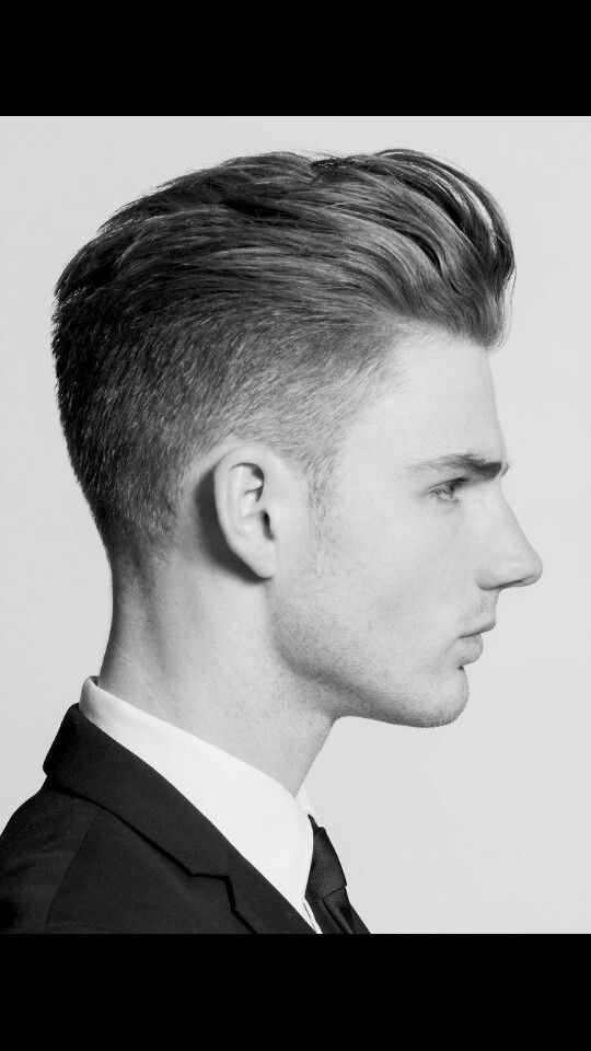 White Wall Haircut : white, haircut, Regulation, Navy,, Army,, Military, Receding, Hairline, Hairstyles
