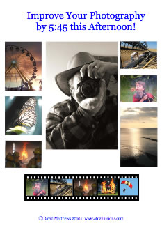 Improve Your Photography Ebook Alphabet Photography