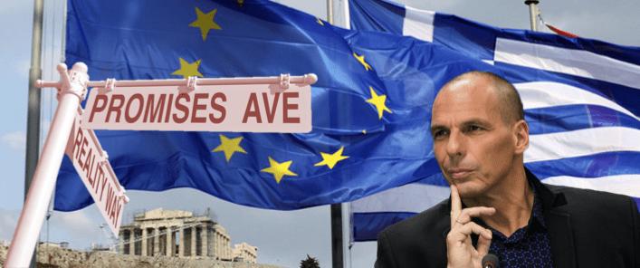 Varoufakis Drachma introduction Plan