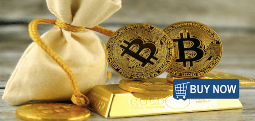 buy gold with cryptocurrencies