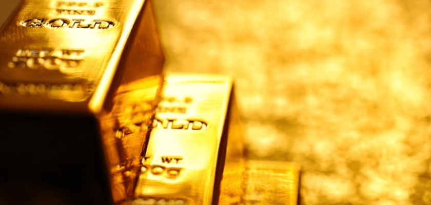 Gold Price Drops From 6-Month Tops