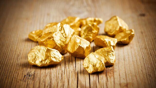 Gold price hits fresh multi-year tops, around $1459