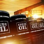 Crude oil price surges above $60